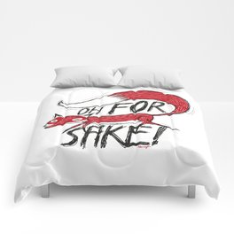 Oh For Fox Sake! Comforters