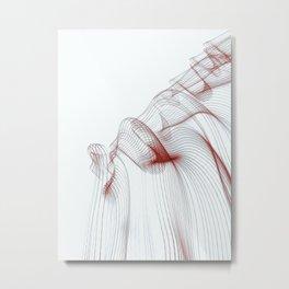 Light-Painting Part-Three Metal Print