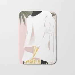 Pink Uma Bath Mat