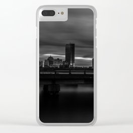 Long Exposure of Boston Clear iPhone Case