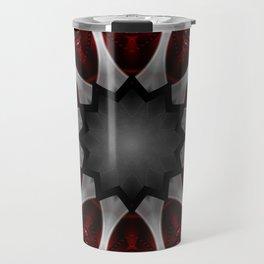 Mandala Bloodmoon Travel Mug