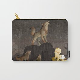 Teaching the Pups Carry-All Pouch