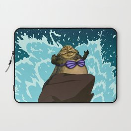 I Want To Be, Jabba Your World Laptop Sleeve