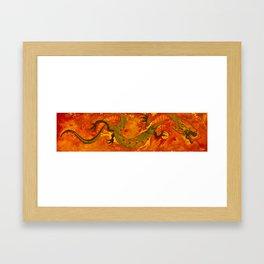 Kun Tai Framed Art Print