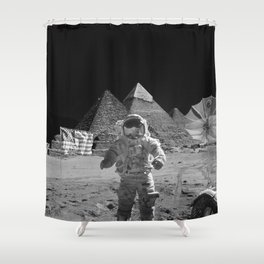 Conspiracies Shower Curtain
