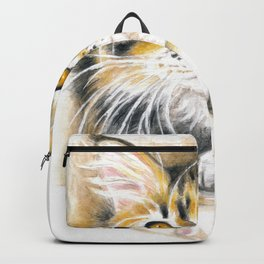 Maine Coon Kitty Backpack
