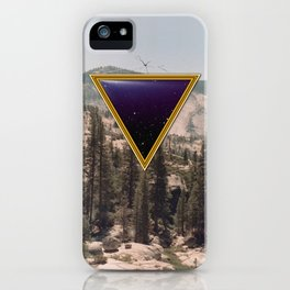 Space Frame iPhone Case