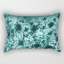 Dance Flowers Rectangular Pillow