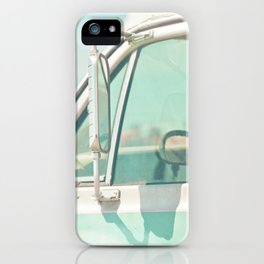 Retro Drive iPhone Case