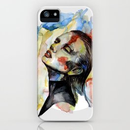"""""""Clementine"""" by carographic iPhone Case"""