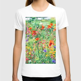The Wild Flowers (Color) T-shirt