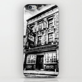 Prospect of  Whitby Pub London 1520 iPhone Skin