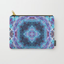 Mirror Cube Carry-All Pouch