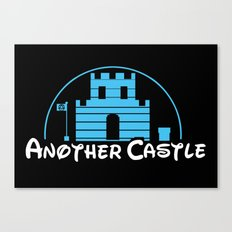 Another Castle Canvas Print