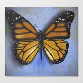 Monarch majesty. Canvas Print