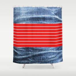 traper Shower Curtain