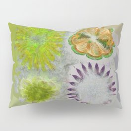 Caudocephalad Imagination Flower  ID:16165-011823-84320 Pillow Sham