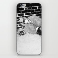Vomit iPhone & iPod Skin