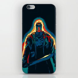 Jason Voorhees Friday the 13th iPhone Skin