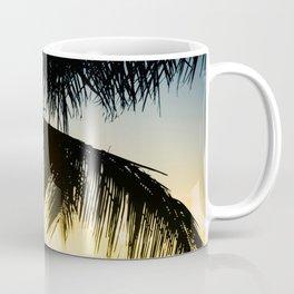 Palm Beach Gold Coffee Mug
