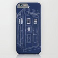 Doctor Who Tardis Slim Case iPhone 6s
