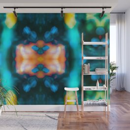 Abstraction float Wall Mural