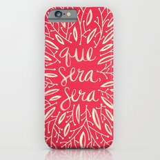 Whatever Will Be, Will Be – Melon Palette iPhone 6 Slim Case