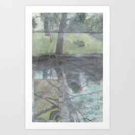BackinSummer Art Print