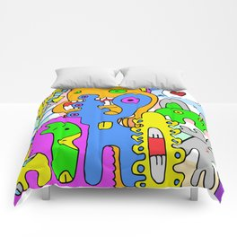 Mad Together Comforters