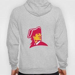 American Revolution General Mascot Hoody