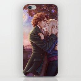 Autumn Kiss iPhone Skin