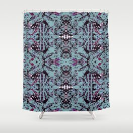 Fragments// Shower Curtain