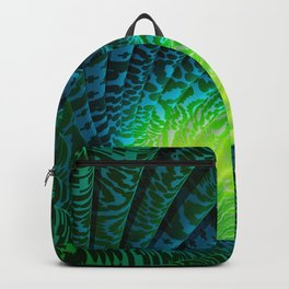 Spiraling Out Backpack