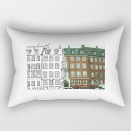Copenhagen Rectangular Pillow