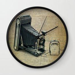 Kodak Wall Clock
