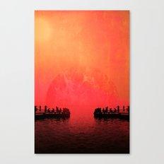 Transubstantiation Canvas Print