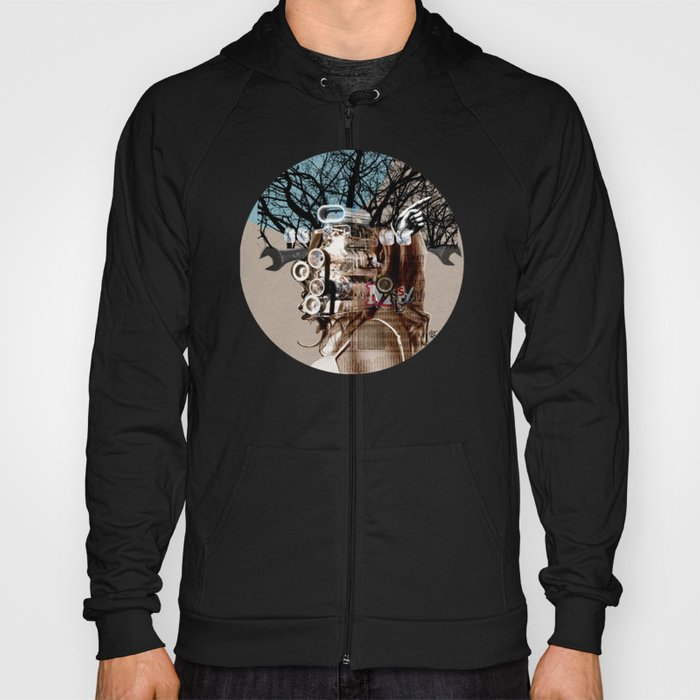 A dream for a lifetime · Motörhead · Crop Circle Hoody