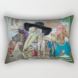 DO IT FOR THE GRAM Rectangular Pillow