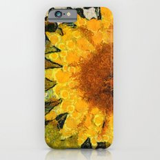 VG style fields of sunflowers Slim Case iPhone 6s