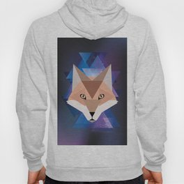 Galaxy Fox Hoody