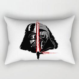 Vader/Ren Rectangular Pillow