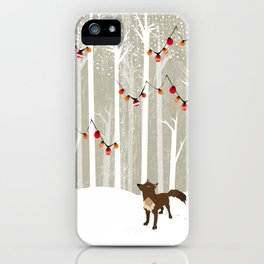December iPhone Case
