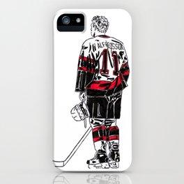 Alfredsson 1 iPhone Case