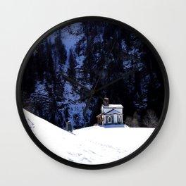 Little Pilgrimage Wall Clock