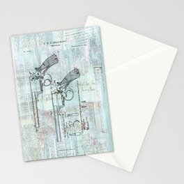 Beaumont Revolver  Stationery Cards