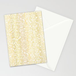 Luxe Gold Woven Burlap Texture Hand Drawn Vector Pattern Background Stationery Cards