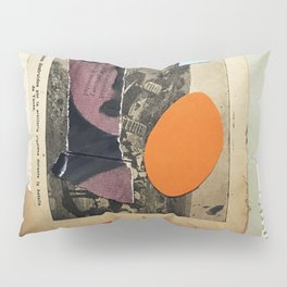 Frontal Collage Pillow Sham