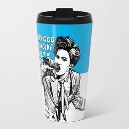 Jonghyun - Crazy (Guilty Pleasure) Travel Mug