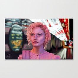 Electrick Innocence Canvas Print