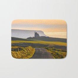 Classiebawn Castle in Sligo - Ireland Print (RR 263) Bath Mat
